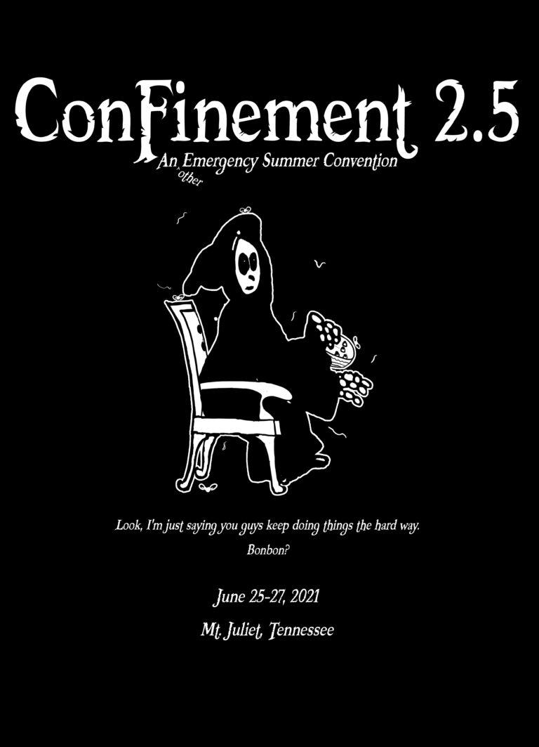 Confinement 2.5 Shirt